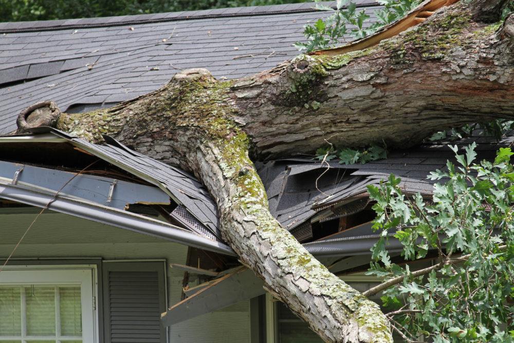 Emergency Restoration Roof Repair Storm Damage